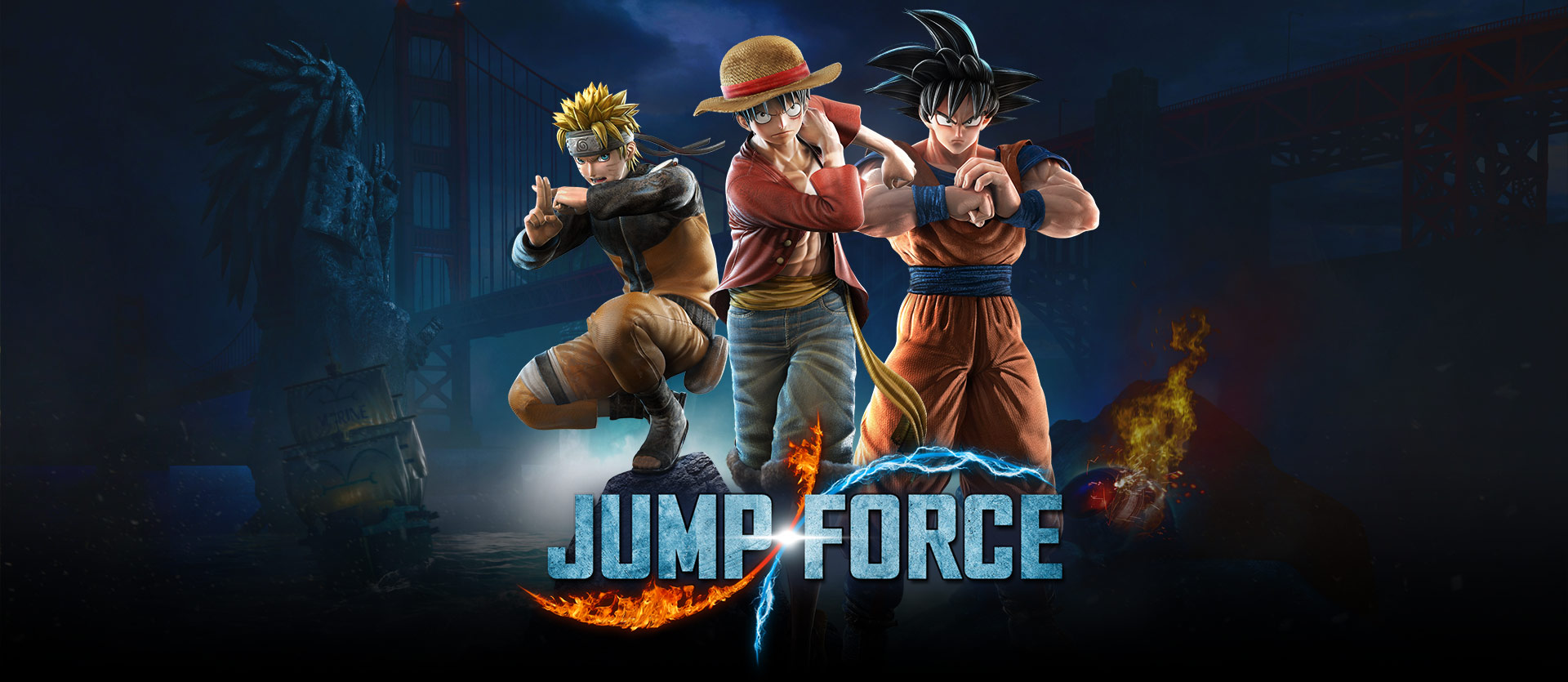Jotaro Kujo and Dio Join Jump Force