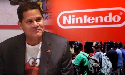 Reggie Fils-Aimé, President of Nintendo America Announced Retirement