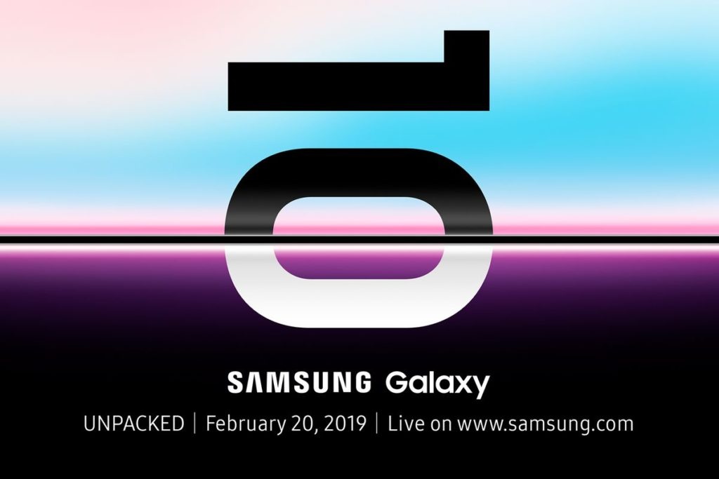 Galaxy S10 Commercial Reveals Top Features