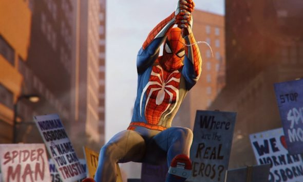 Spider-Man PS4 Walkthrough Part 8 – For She's A Jolly Good Fellow