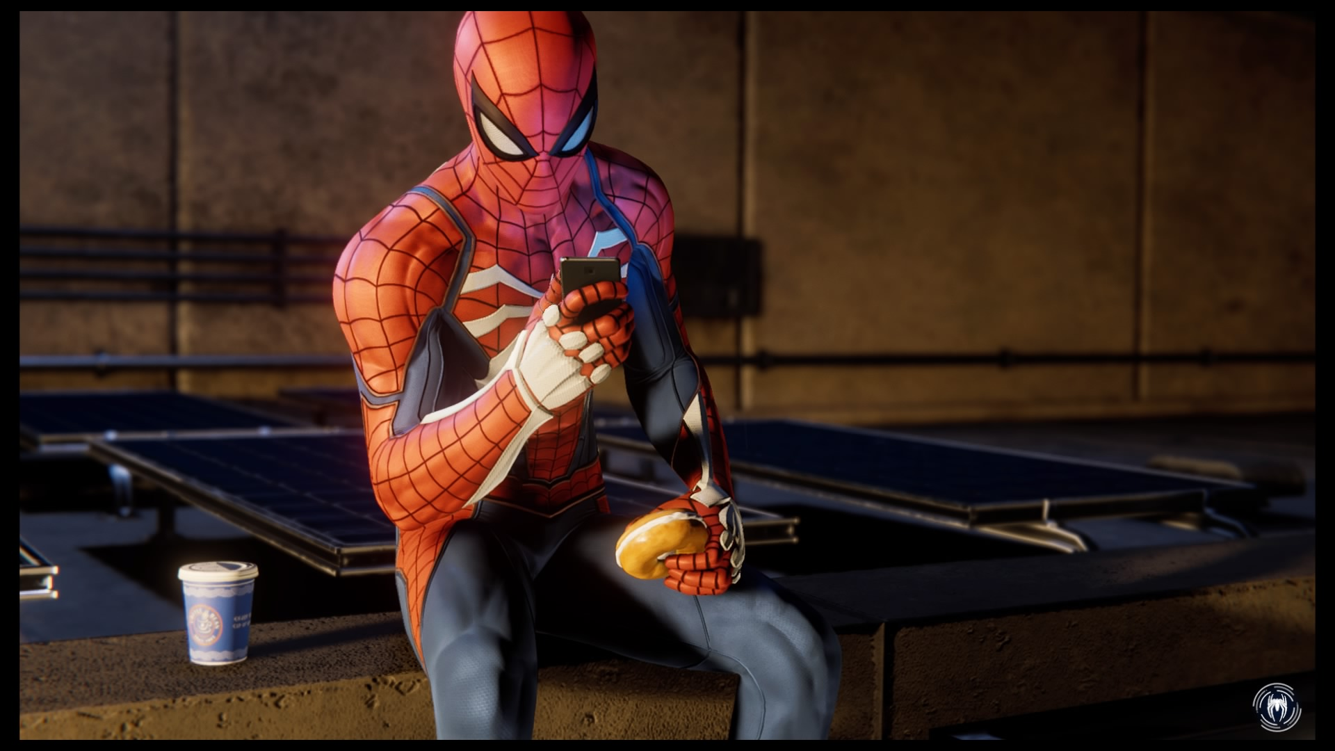 Spider-Man PS4 walk-through