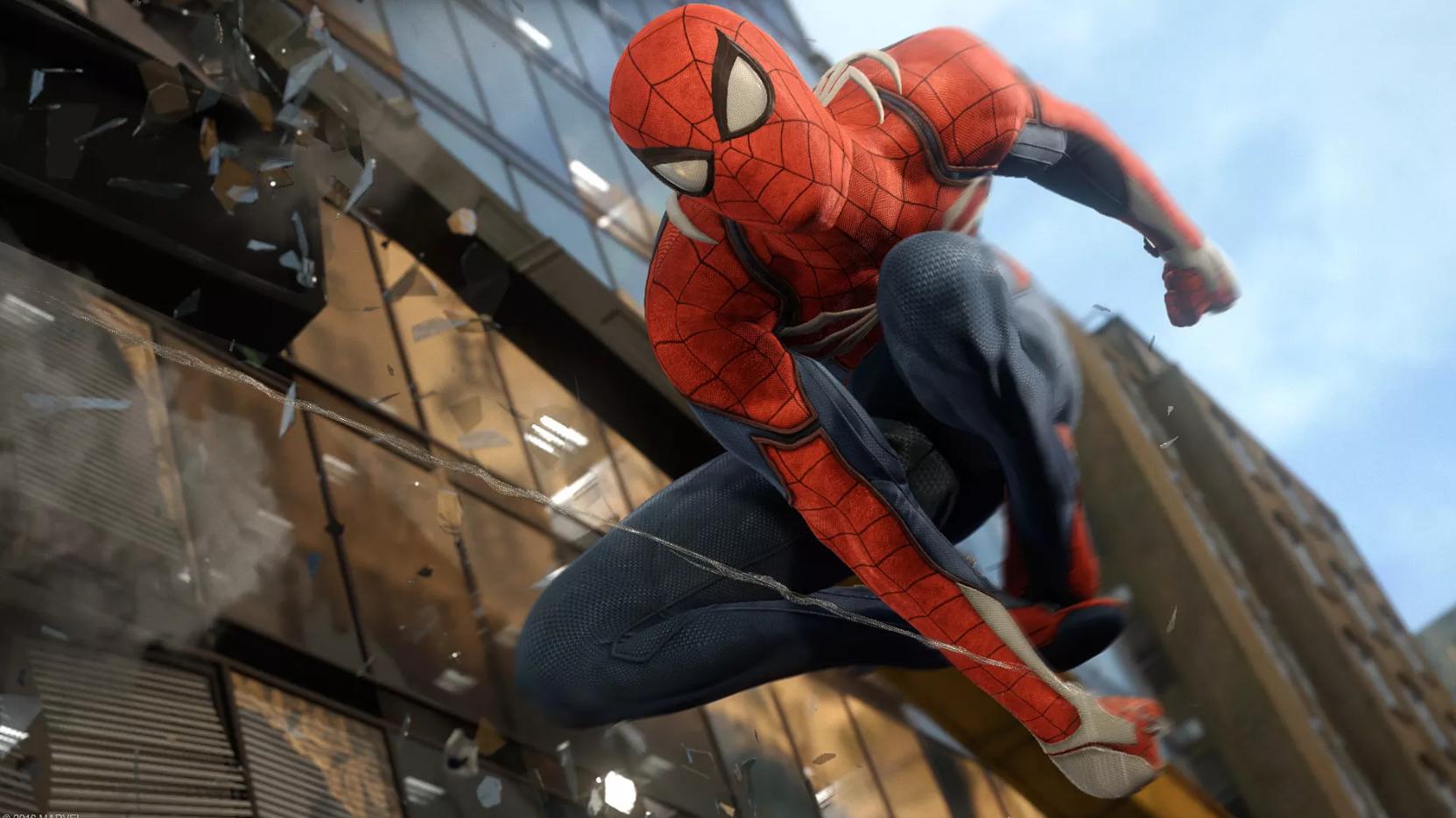 Spider-Man PS4 Walkthrough Part 10 – A Shocking Comeback