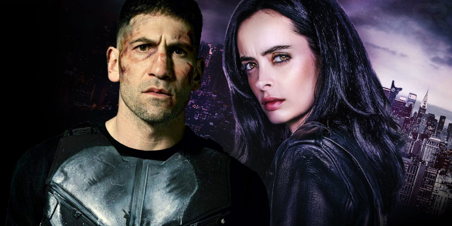 The Punisher and Jessica Jones cancelled