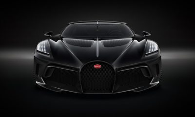 $19 Million Bugatti LA VOITURE NOIRE