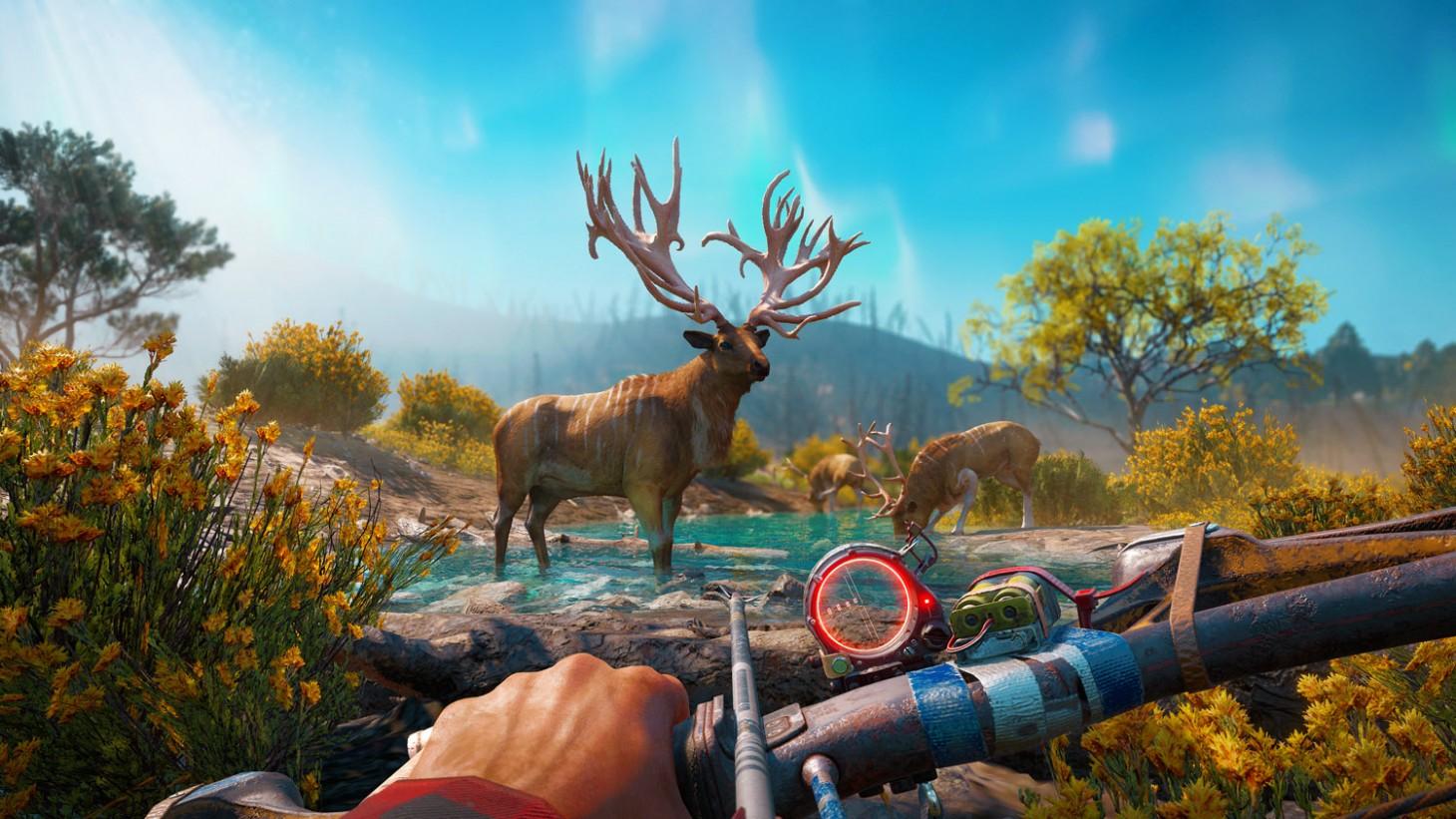 Far Cry New Dawn Patch 1.0.4