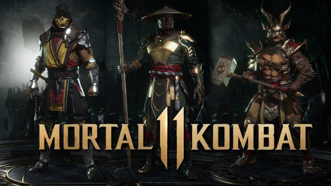 MK11 Pre-Order and Closed Beta Announced