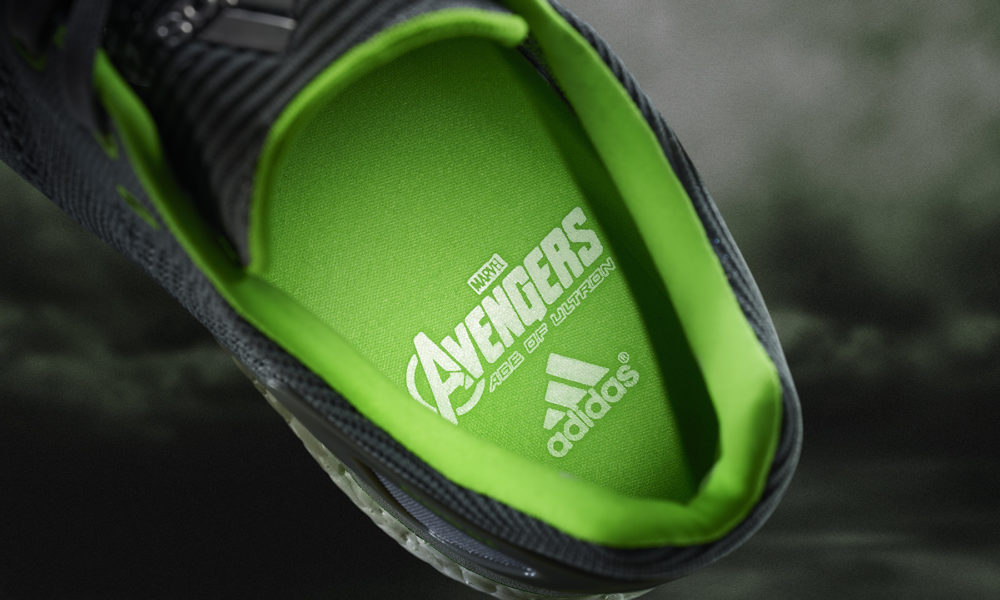 new style aac70 a9569 Marvel x Adidas Avengers  Endgame New Sneakers Arrive Today