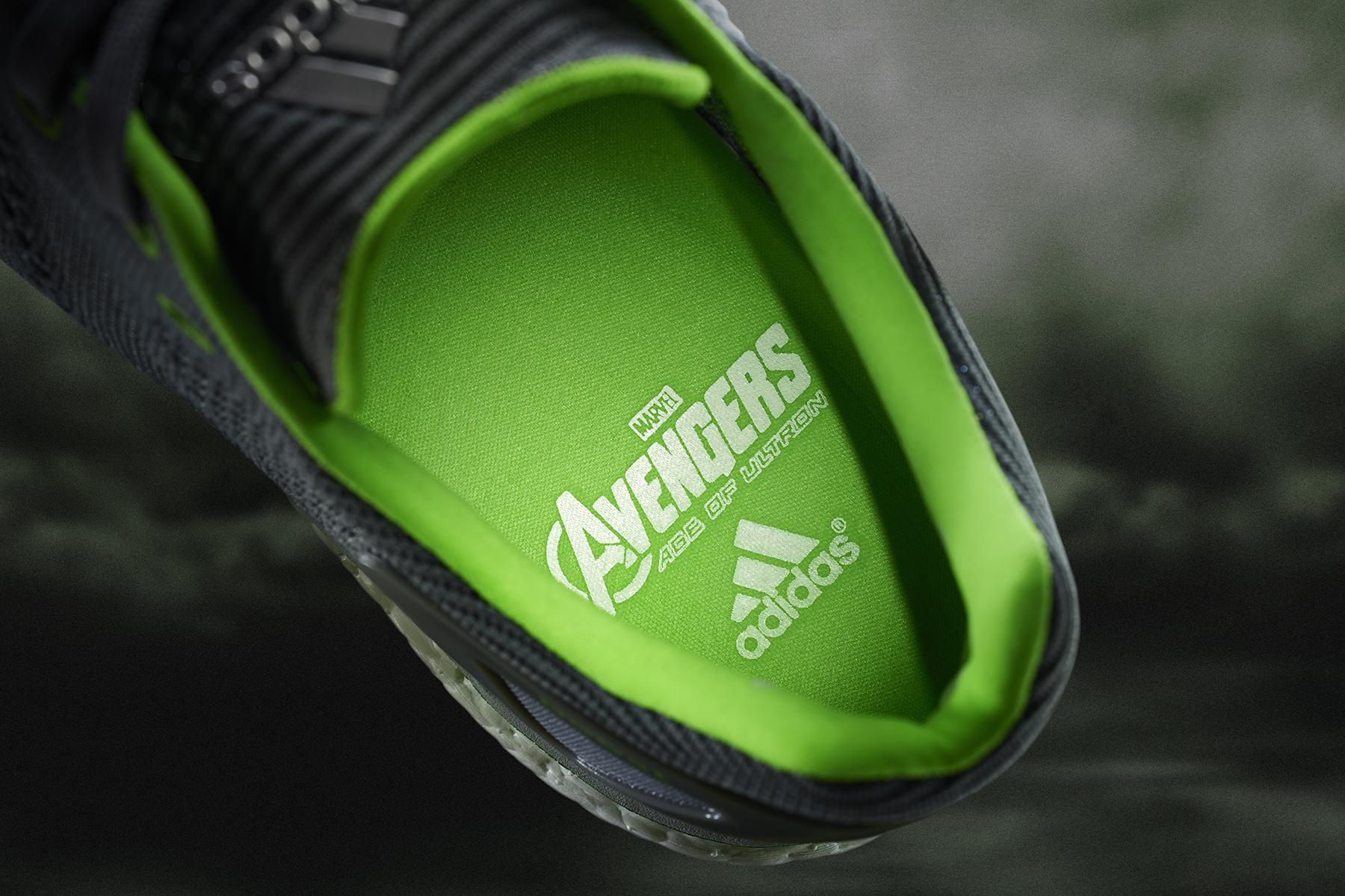 Avengers Adidas Sneakers
