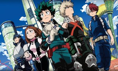 My Hero Academia Chapter 225