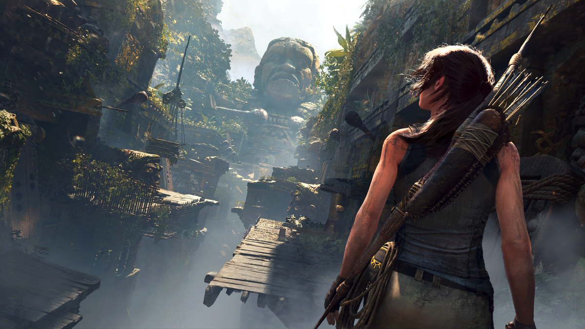 Shadow of the Tomb Raider's