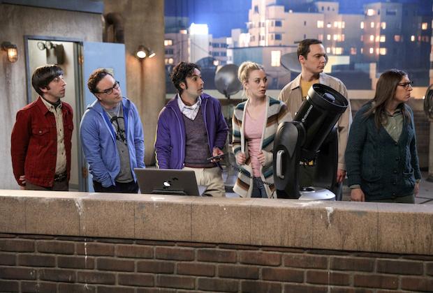 Big Bang Theory's Kaley Cuoco