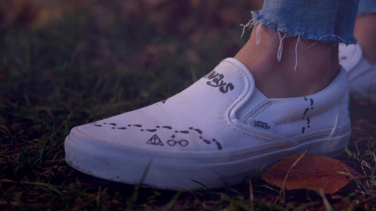 außergewöhnliche Farbpalette überlegene Materialien Temperament Schuhe Harry Potter X Vans: Price, Release Date, And More Info