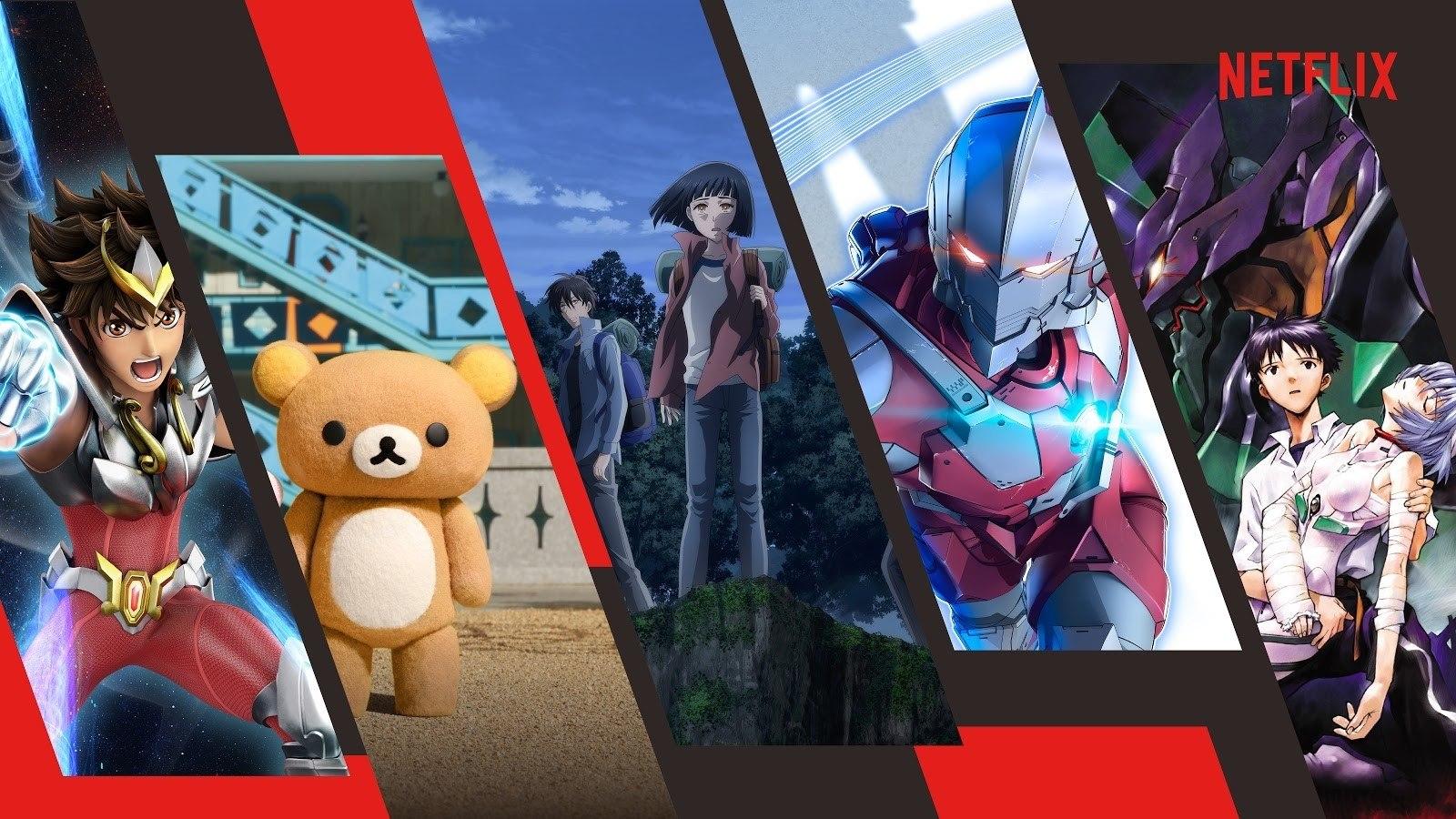 List of Anime