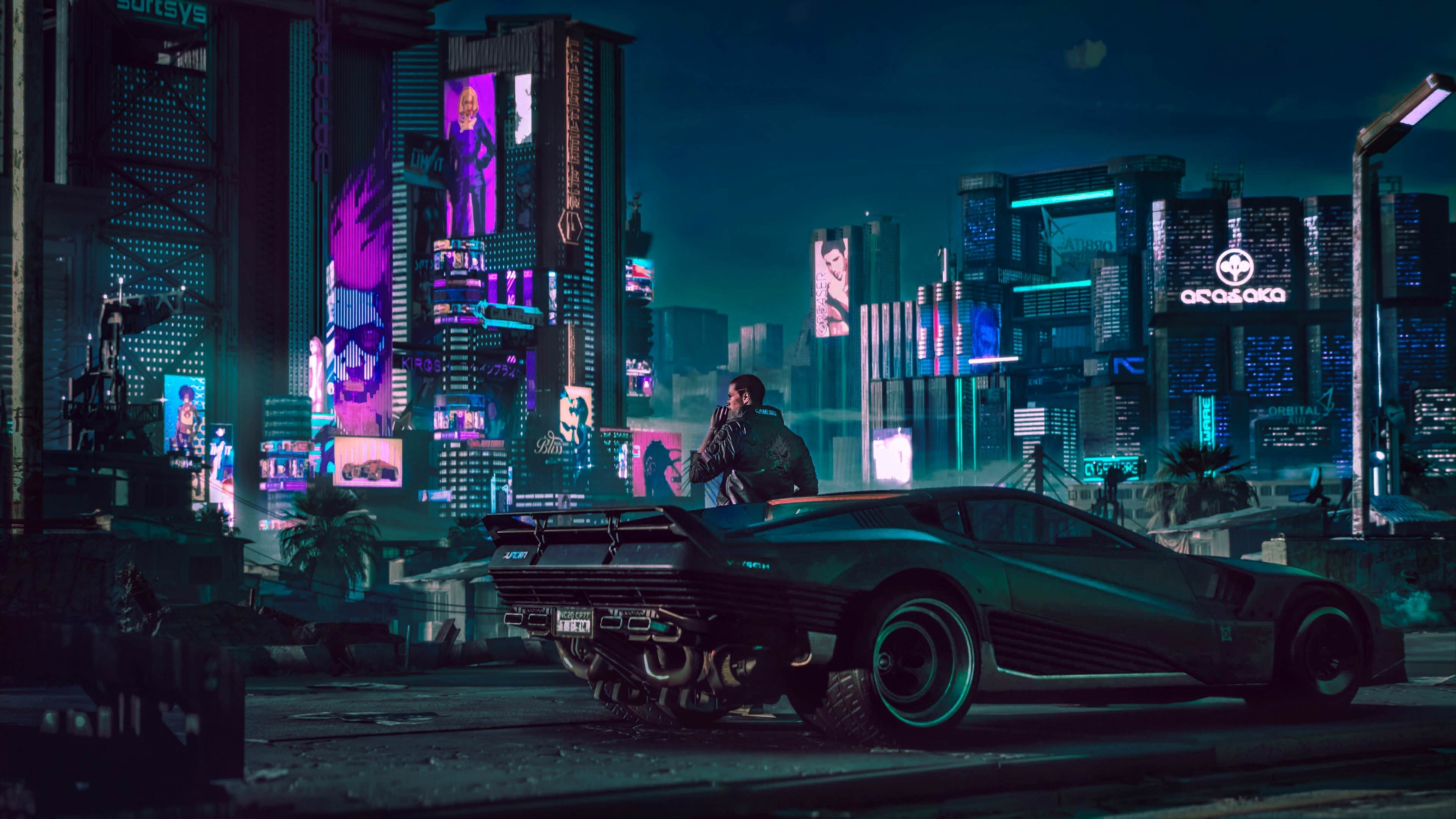 Cyberpunk 2077 Video game