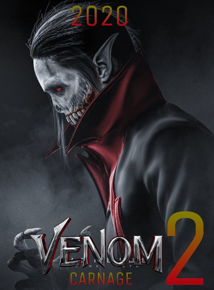 Venom 2 Latest News Release Date Cast Update And Carnage Trailer