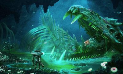 Subnautica Survival game
