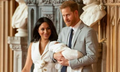 Prince Harry and Meghan's New Baby