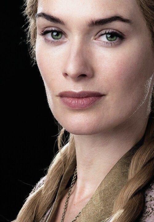 cersei lannister eye color