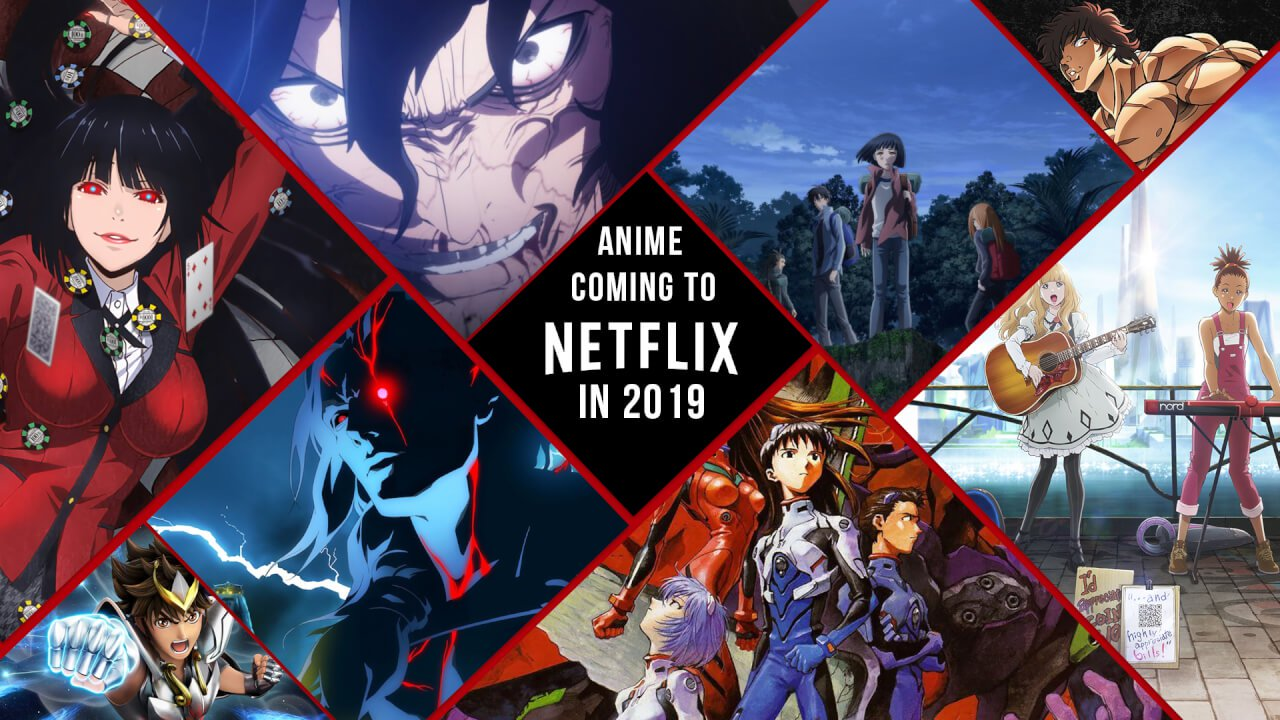 List of Anime