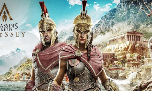 Assassin's Creed Odyssey PC Game Download