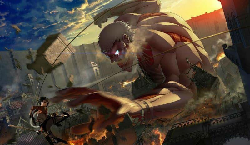Attack on Titan Episode 51