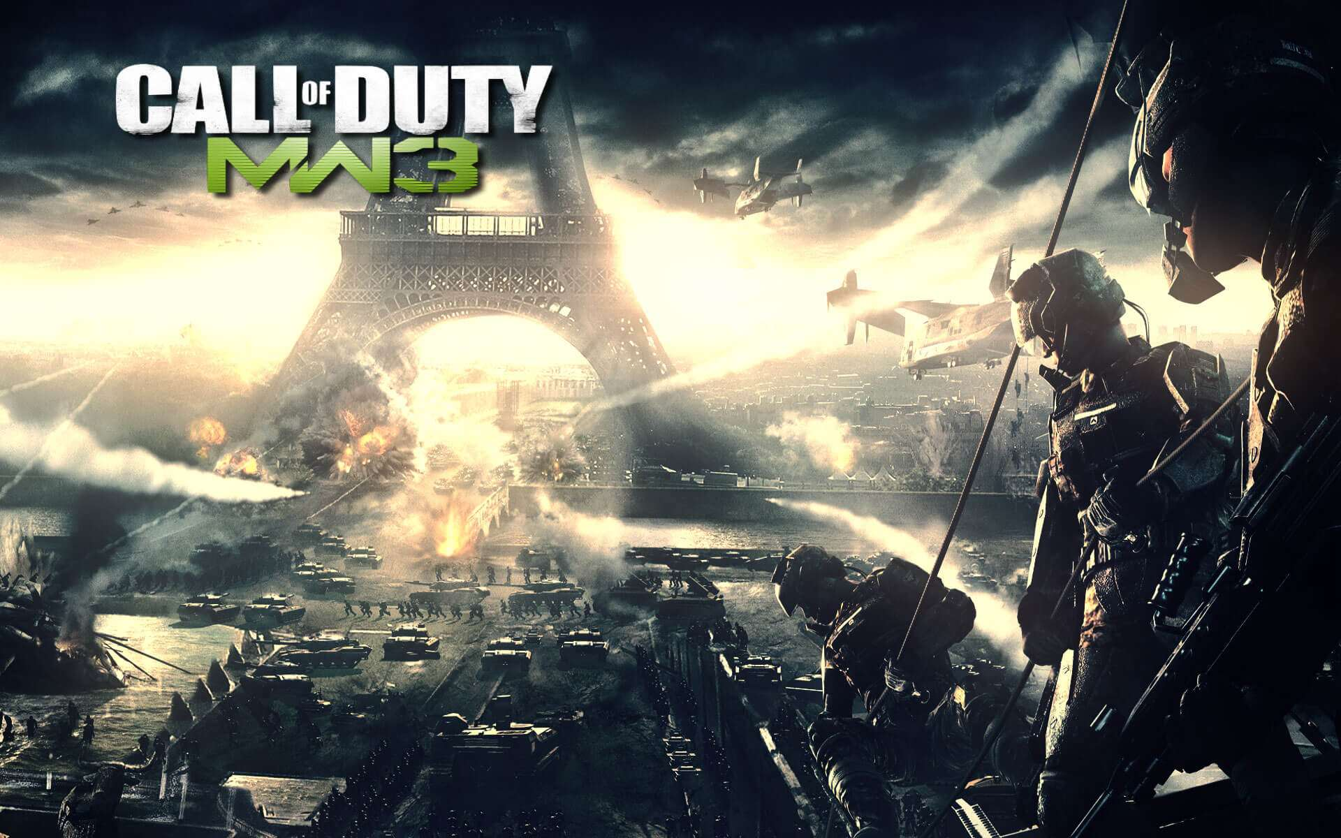 Call of Duty Modern Warfare 3 Full PC Game Free Download