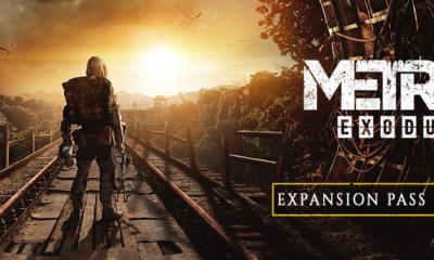 Metro Exodus Expansion Pass DLC Roadmap Released 2019