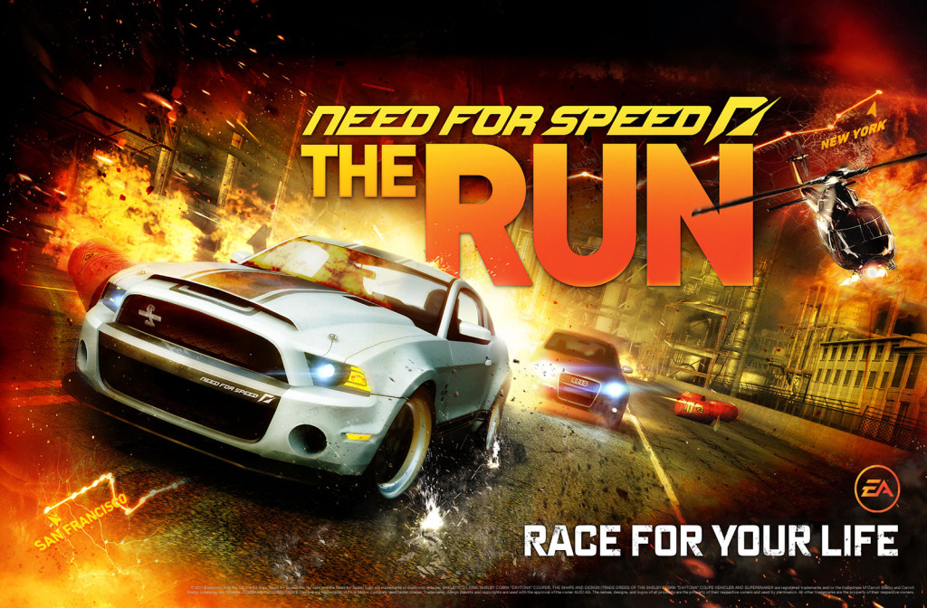 Need For Speed The Run PC Full Free Game Download
