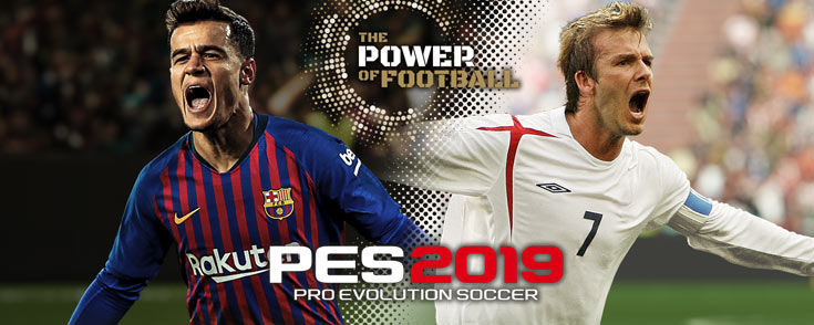Pro Evolution Soccer/PES 2019