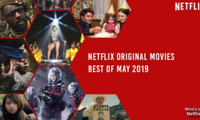 Netflix in May 2019