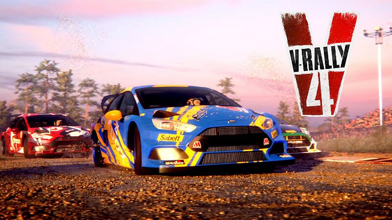 V Rally 4 PC Game Full Version Download