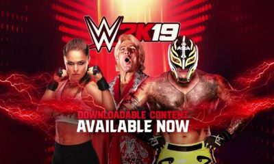 WWE 2k19 1 03 Patch Update