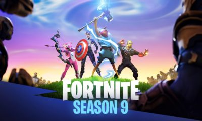 Fortnite Season 9