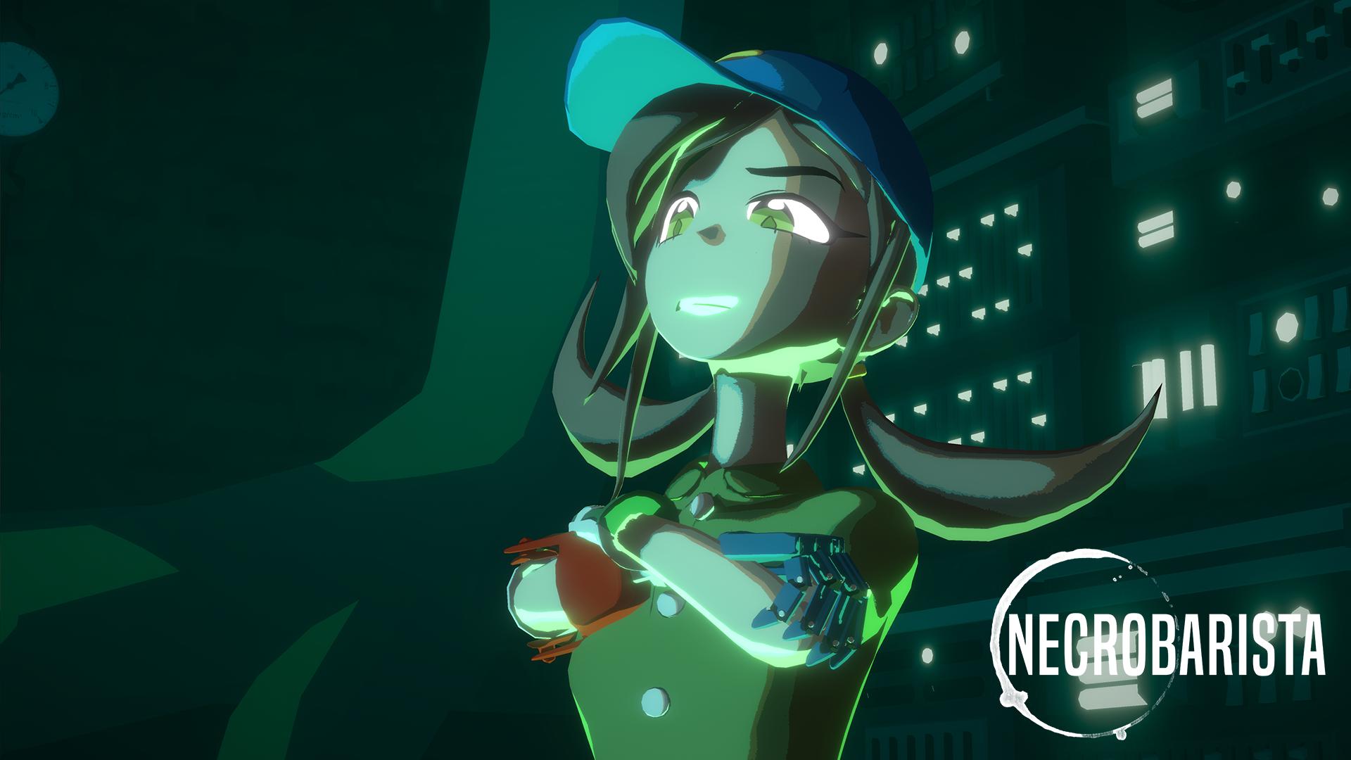 Necrobarista Video game