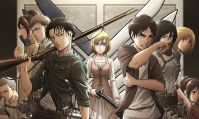 Attack on Titan Season 3 Episode 17