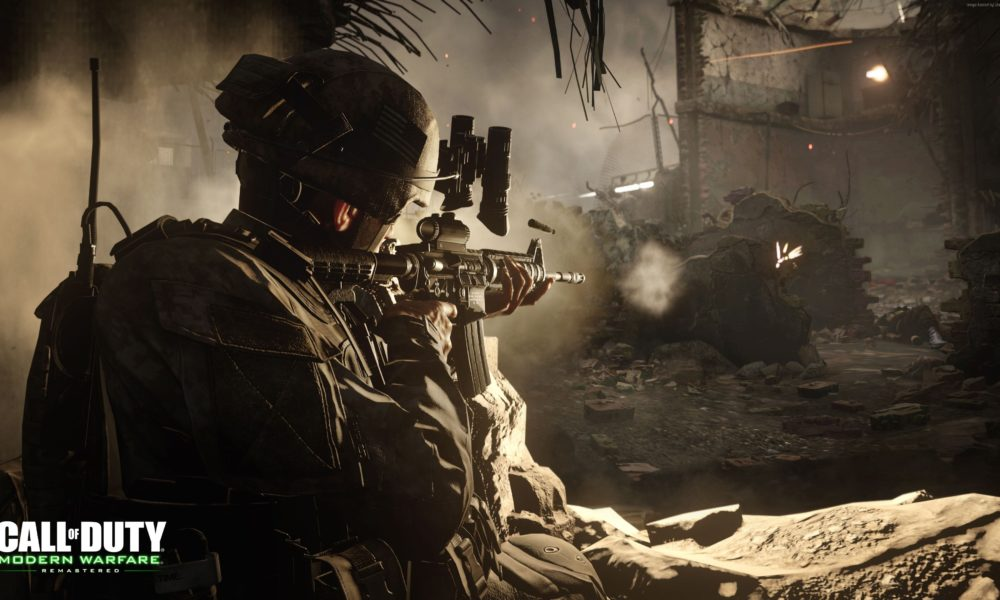 Call of Duty: Modern Warfare New Trailer Revealed And Release Date