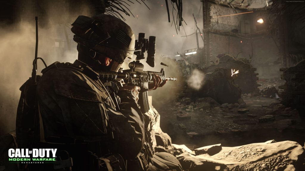 Call of Duty: Modern Warfare New Trailer Revealed And