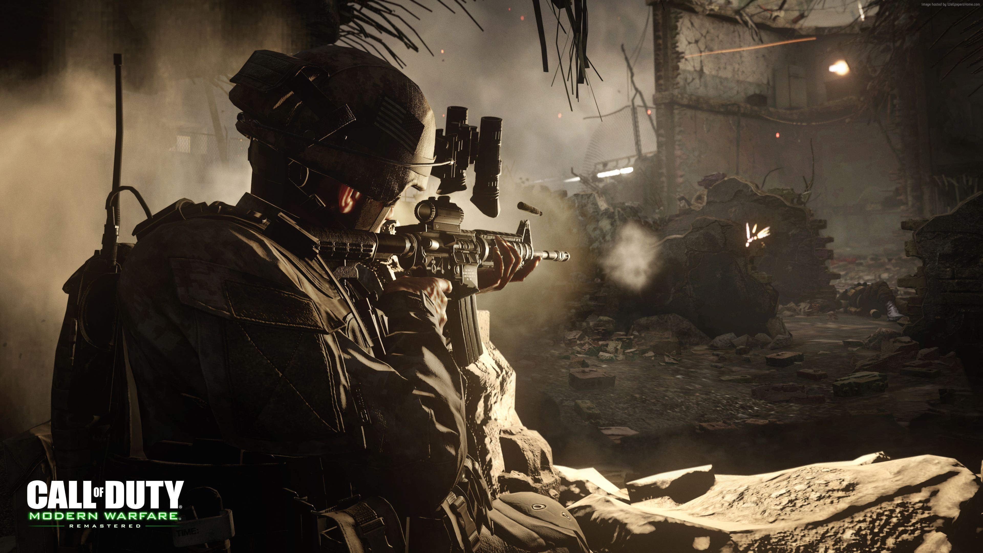 Call of Duty Modern Warfare 2 Remastered campaign confirmed