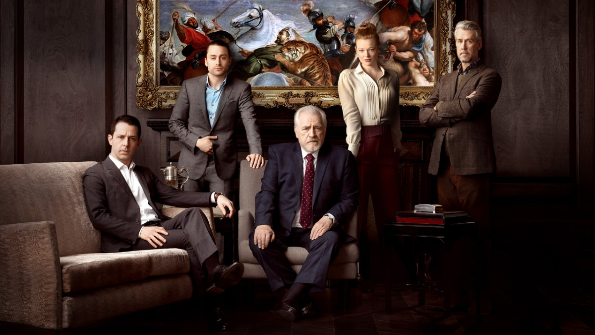Succession Season 2 HBO