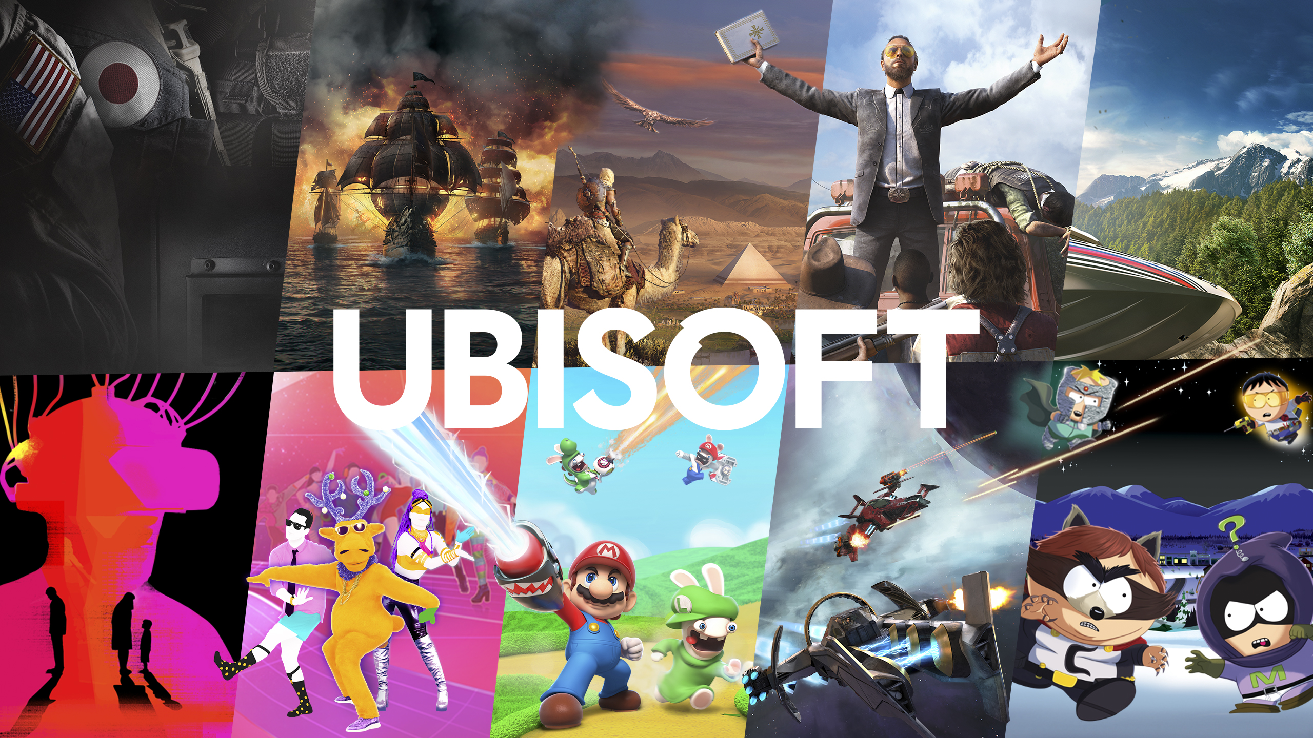 Ubisoft Video Game Company