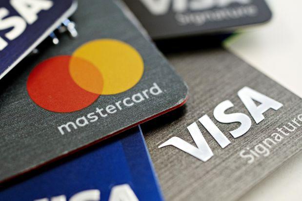 MasterCard and Visa Card