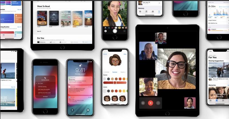 Apple Releases iOS 12.4 Beta