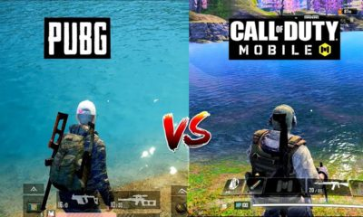 PUBG Mobile vs Call of Duty Mobile