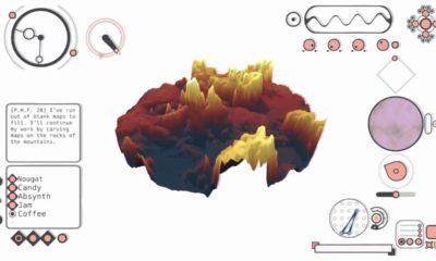 Mu Cartographer Video game