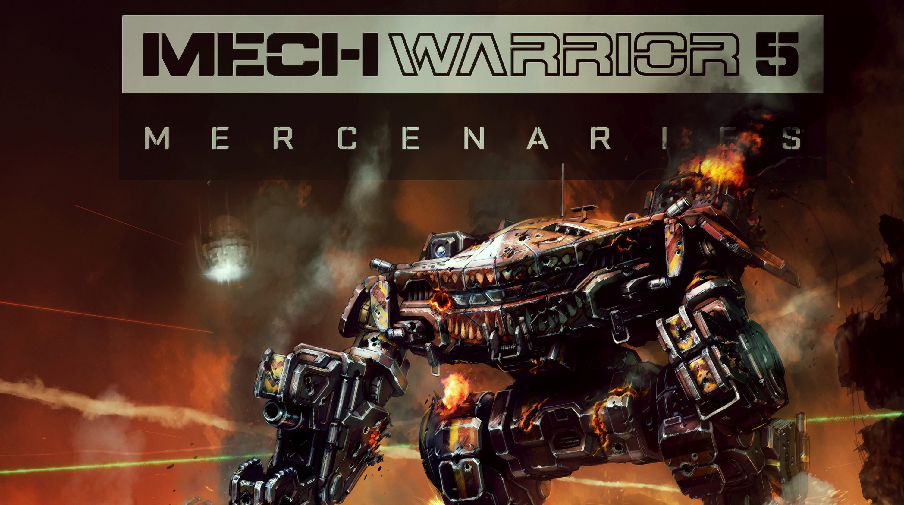 MechWarrior 5: Mercenaries PC Game Download Free