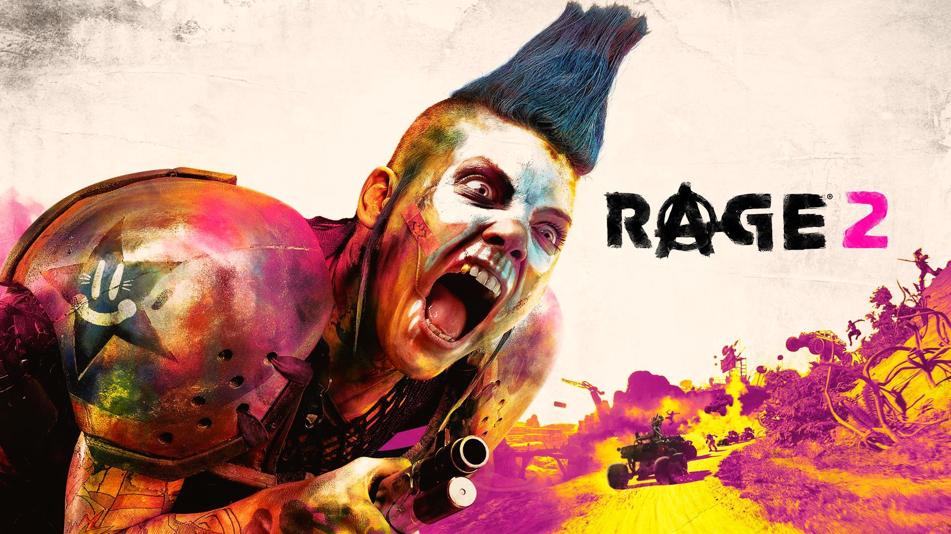 Rage 2 Video Game