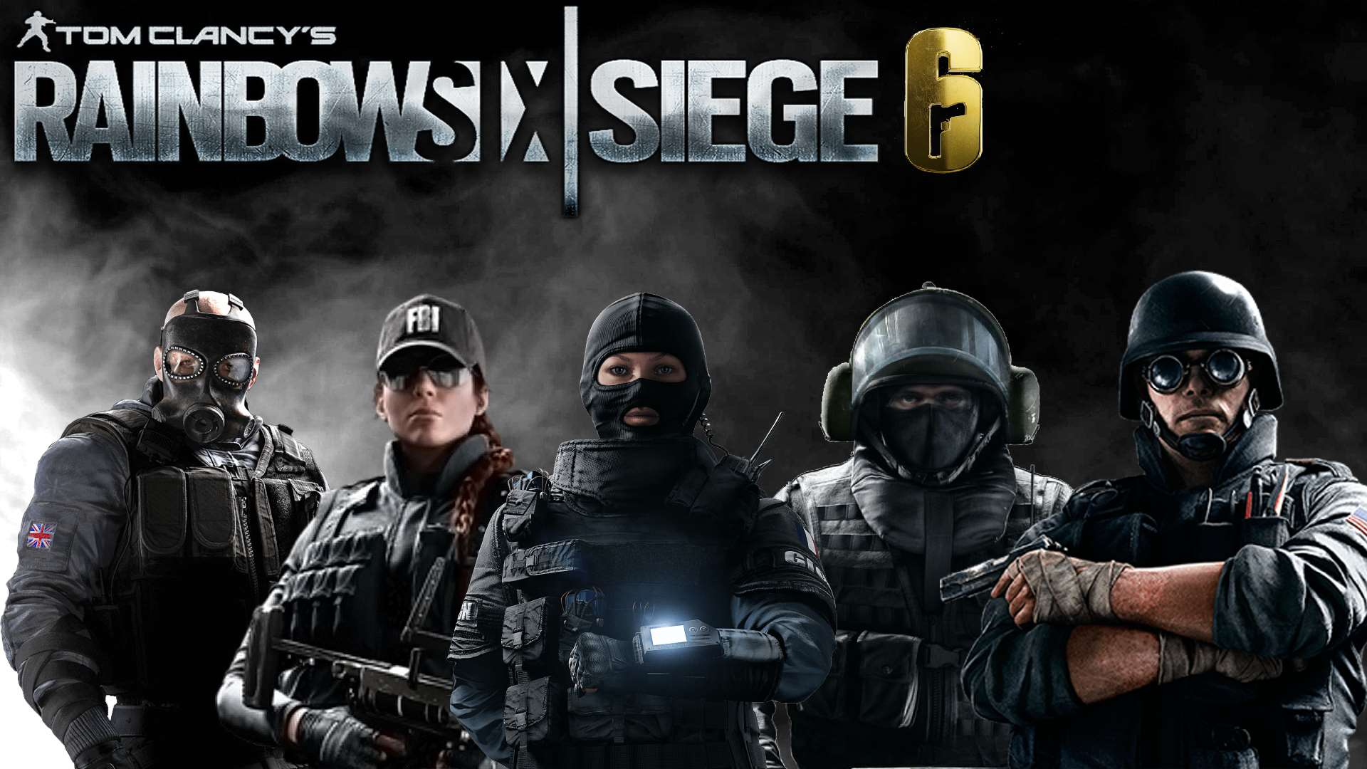 Tom Clancy's Rainbow Six Siege Full PC Game Download