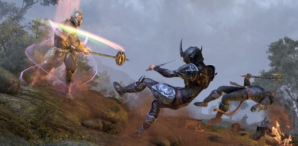 rtifact Weapons Arrive in The Elder Scrolls