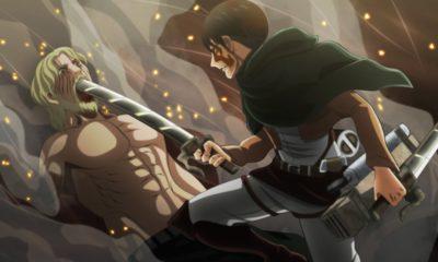 Attack on Titan Season 3 part 2 Episode 6