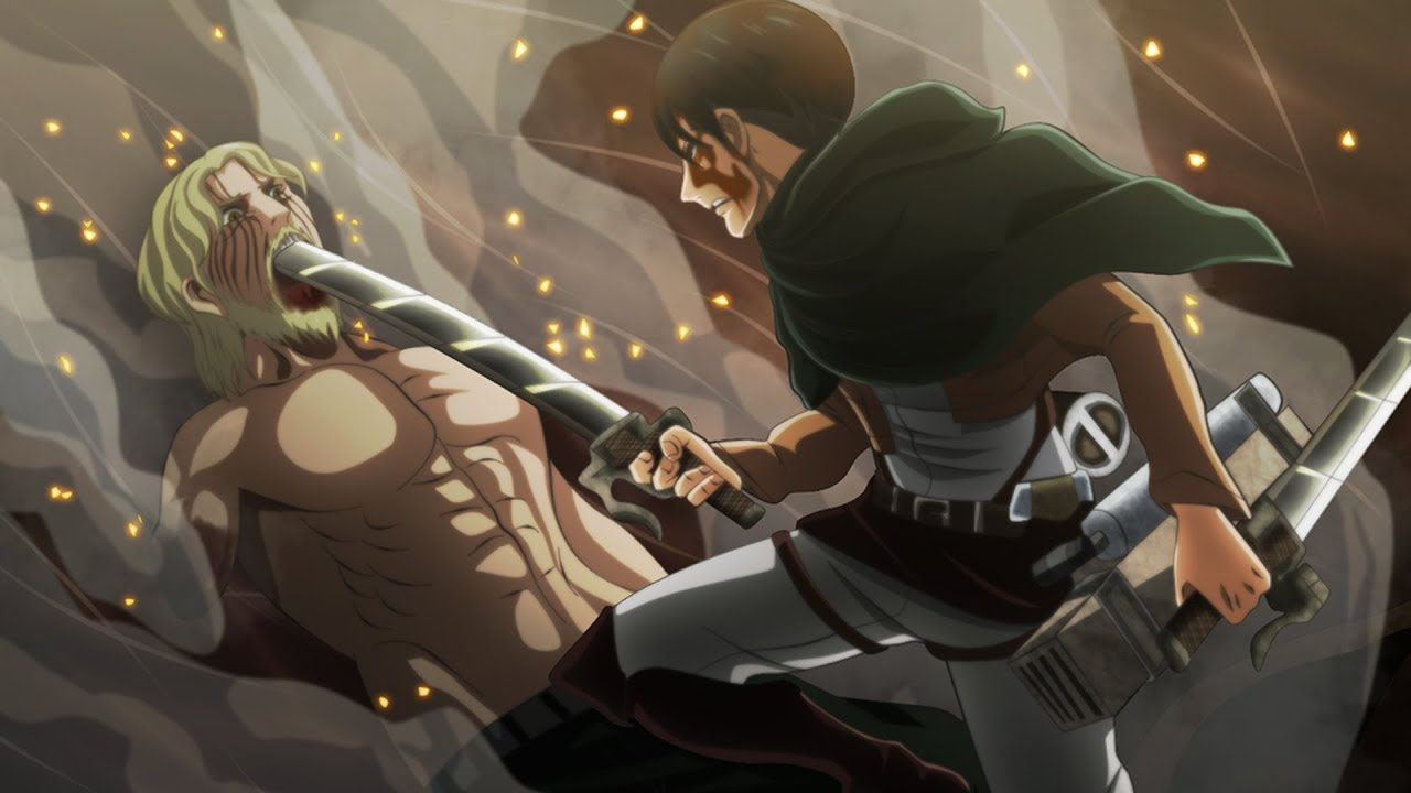 Attack on Titan Season 3 part 2 Episode 6